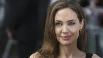 Angelina Jolie teaching in London
