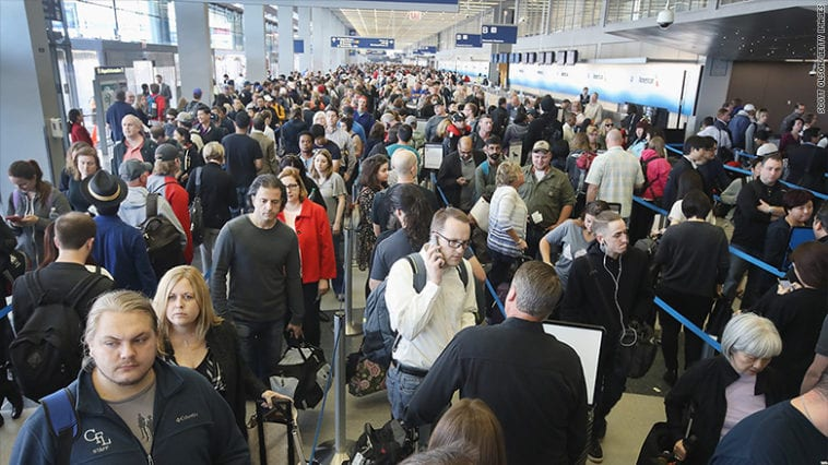 Chicago OHare Wait Times