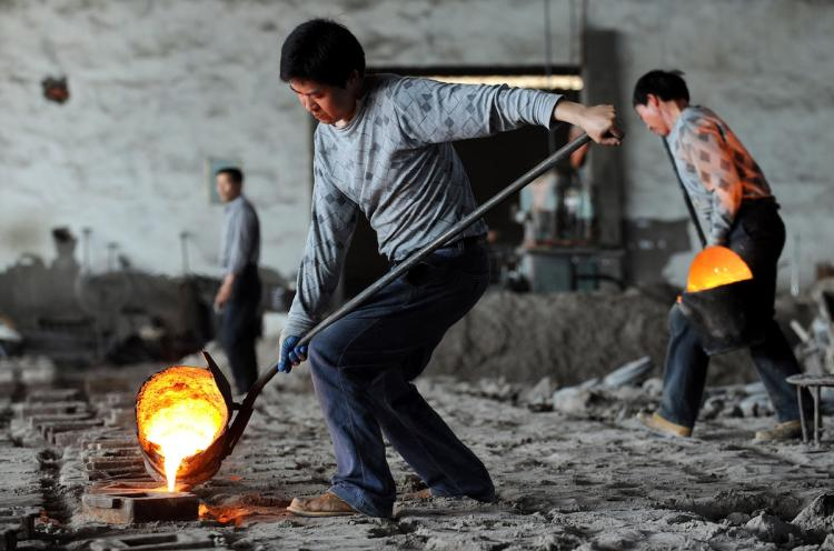Chinese steel is under attack by US officials