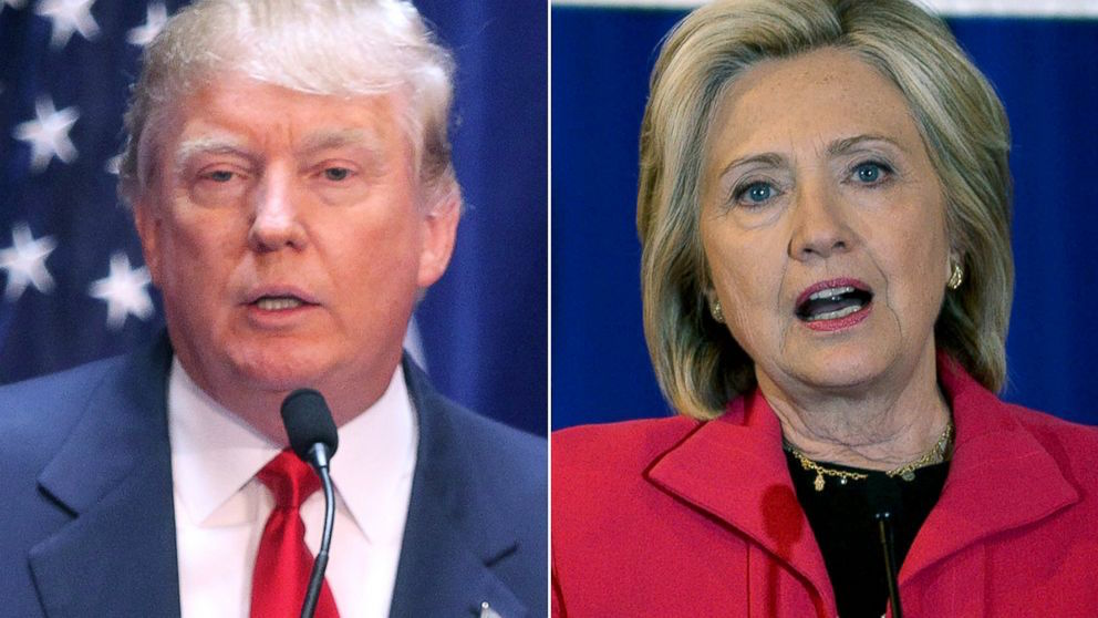 Donald Trump and his plan to attack Hillary Clinton