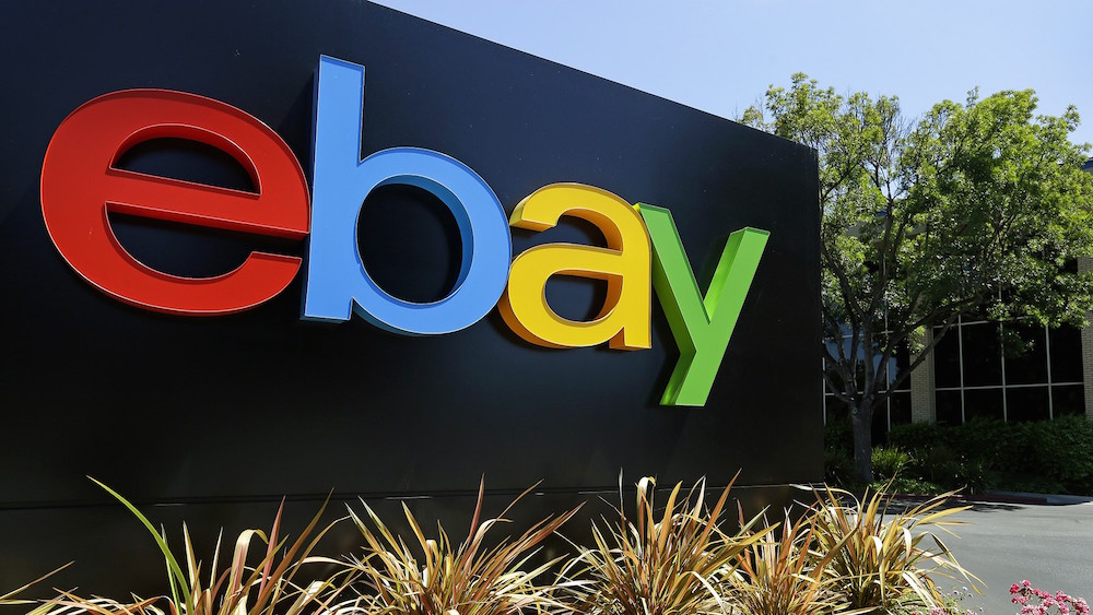 Ebay worker pay