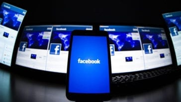 Facebook and other social media news sources