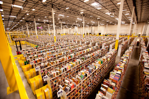 Fulfillment by Amazon fees to increase in November and December