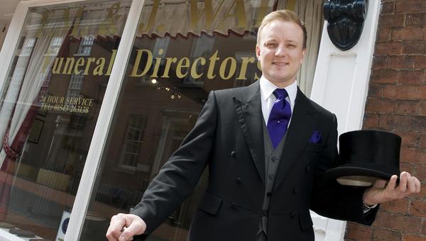 Funeral service directors