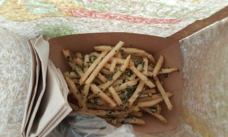 Garlic French Fries