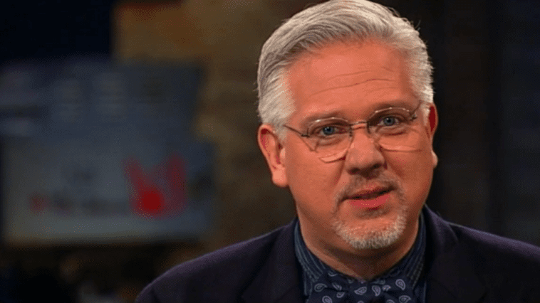Glenn Beck suspended over Donald Trump assassination comment from a test