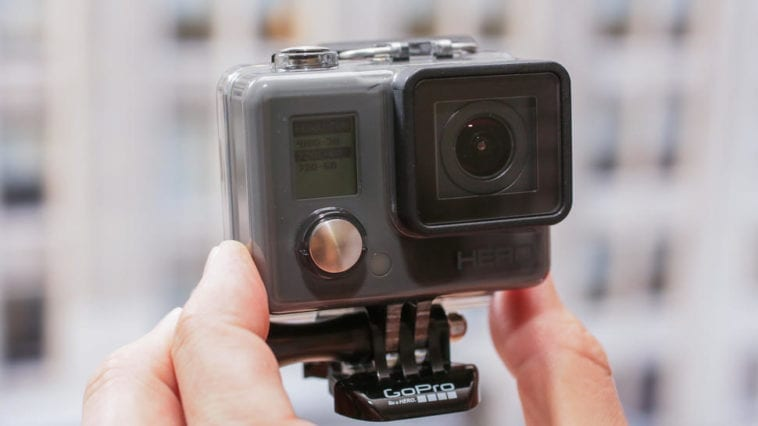 GoPro and Red Bull