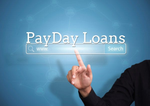 Google Payday Loans