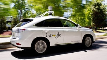 Google Self Driving Drivers wanted