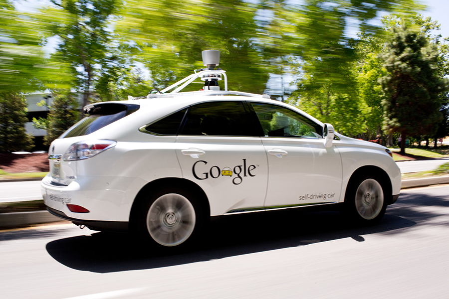 Google is hiring a 'driver' for its self-driving cars