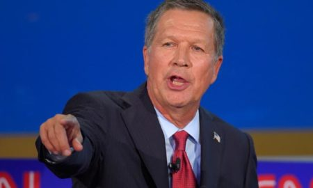 John Kasich is out