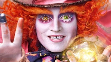 Johnny Depp Movie Flop - Alice Through The Looking Glass