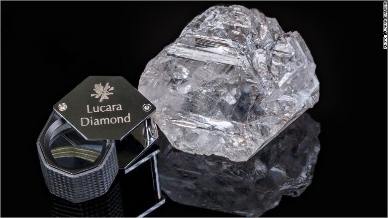 Lucara diamond sale