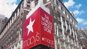 Macys is struggling much like Sears