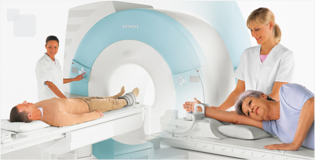 Magnetic resonance imaging technologists