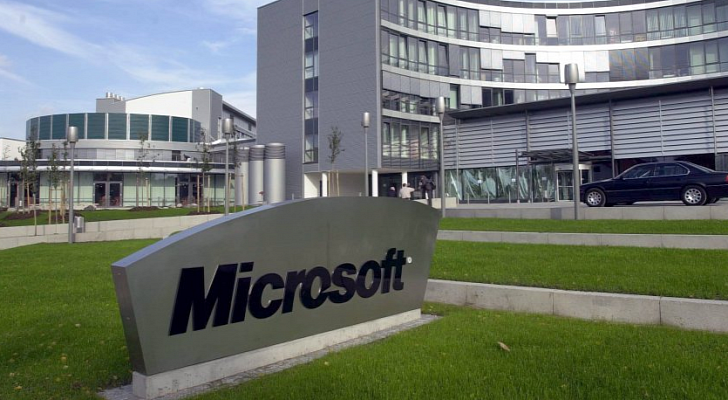 Microsoft Profits at 1 trillion dollars