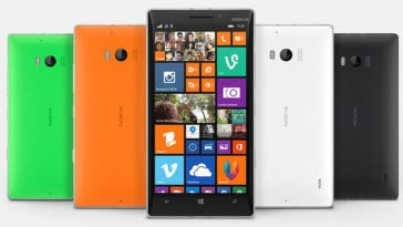 Microsoft smartphone business