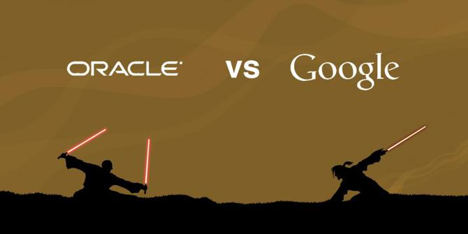 Oracle Versus Google