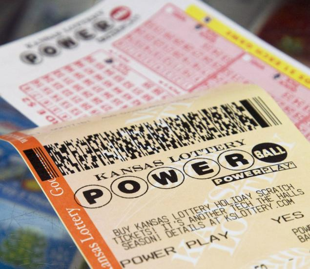 Powerball winner - New Jersey