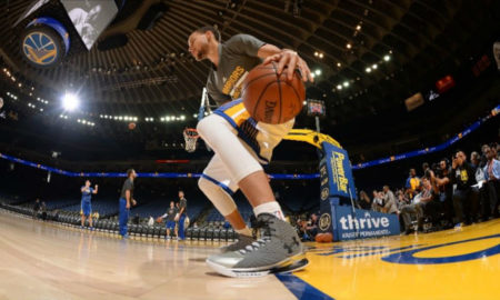 Stephen Curry may be ready to return