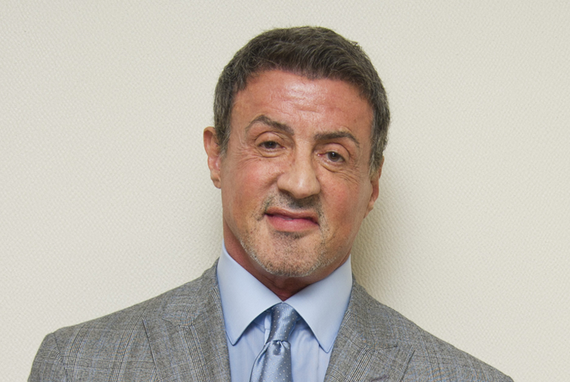 Sylvester Stallone and Netflix