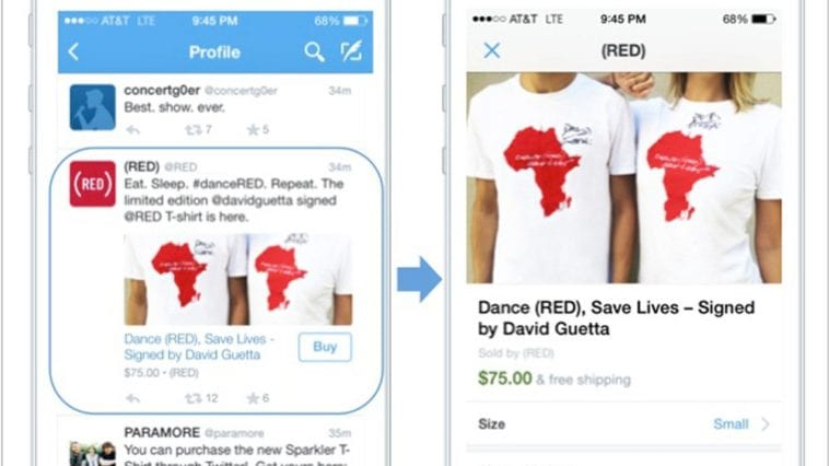 Twitter Buy Button Team Dissolved