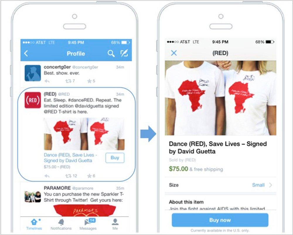 Twitter Buy Button Team Dissolved