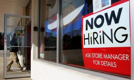 US Hiring Slows