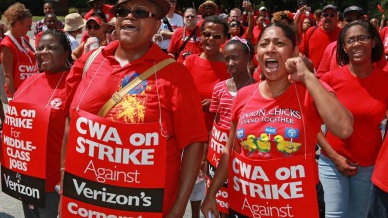 Verizon Strike and the Obama administration