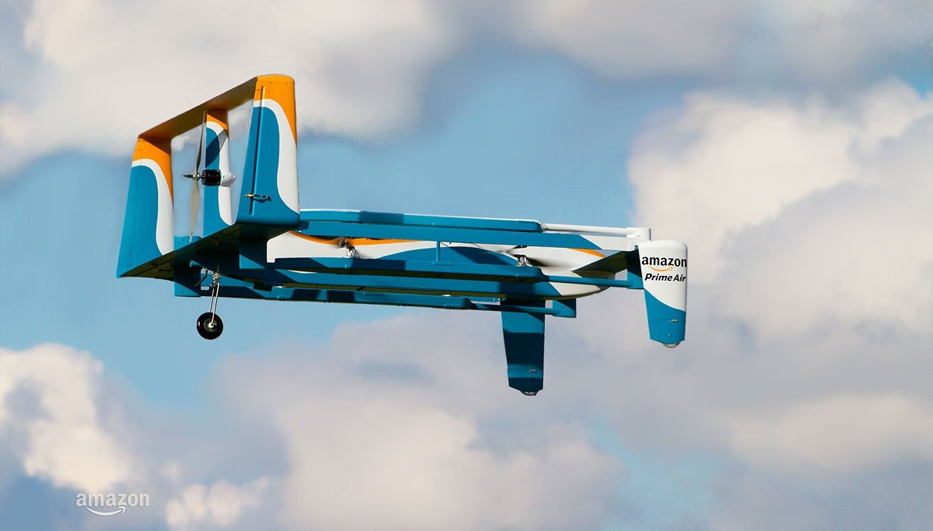 drone business explodes