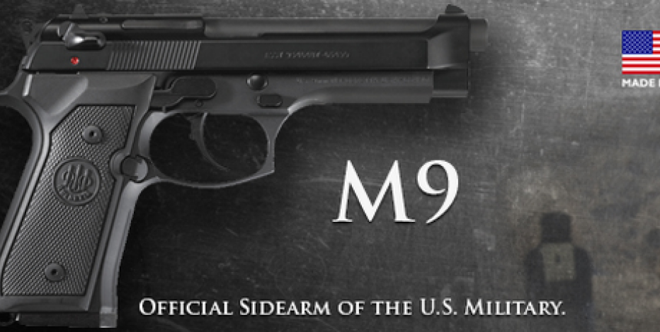 Beretta M9 contract US Army
