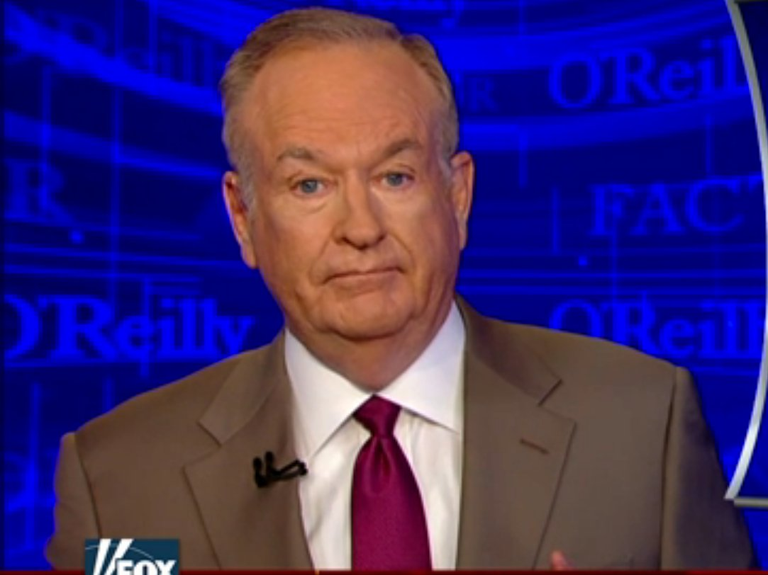 Bill O'Reilly stuns loyal viewers with strong stance on gun control