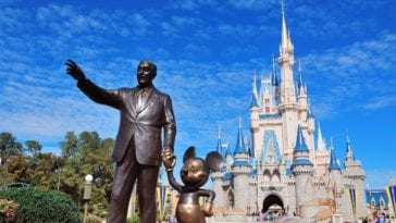 Disney increases security after US shootings