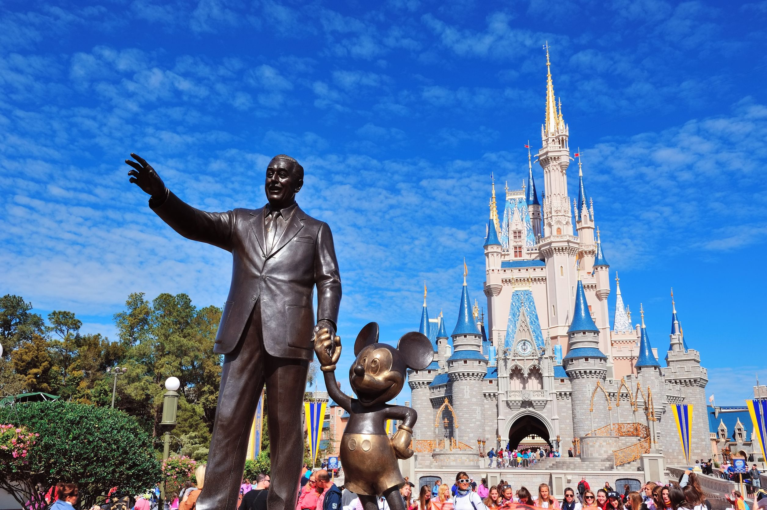 Disney increases security as a result of Orlando shooting