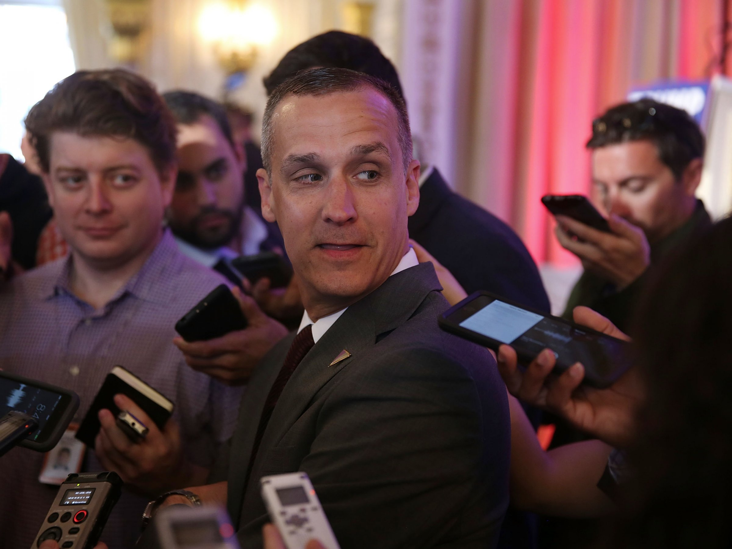Donald Trump's campaign manager is out