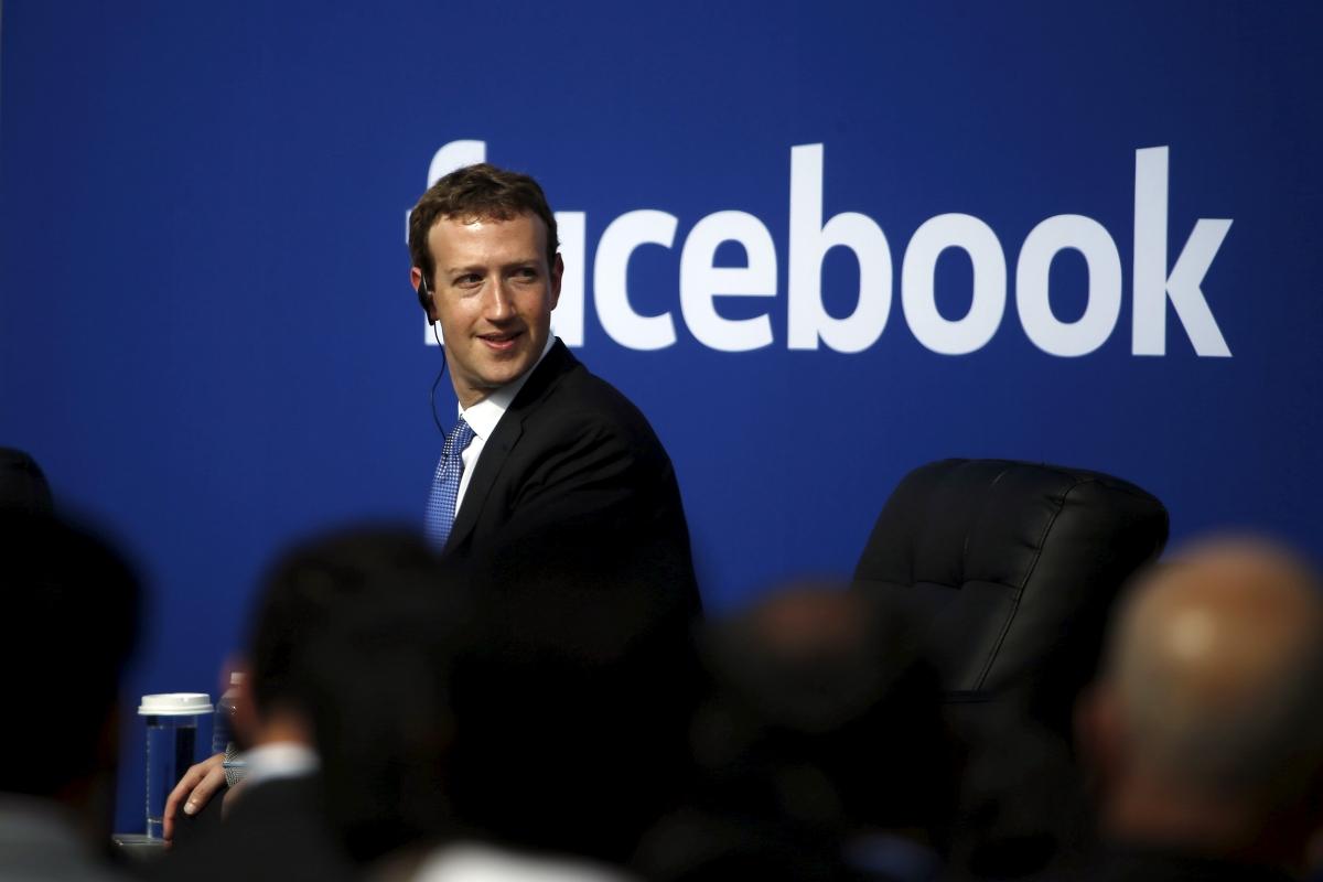 Facebook short seller Andrew Left
