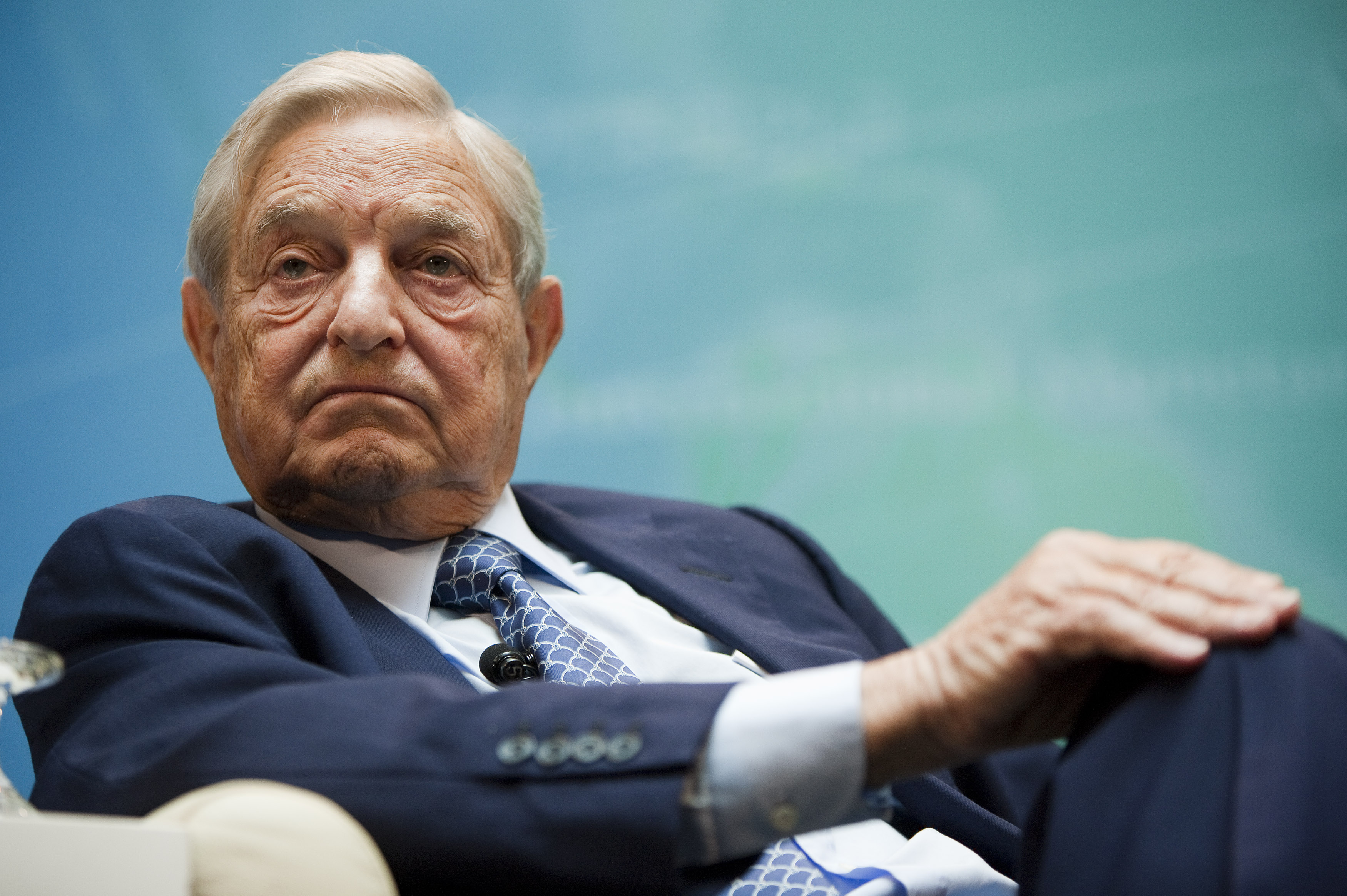 George Soros is back and he's making big bearish moves