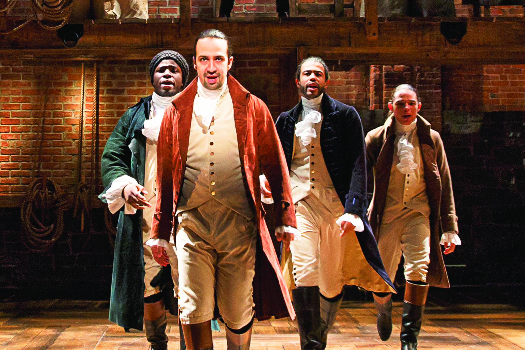 Hamilton just misses making history with 11 Tony Awards