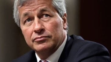 Jamie Dimon warns of Brexit catastrophe