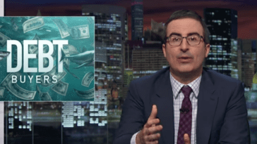 John Oliver and medical debt collection