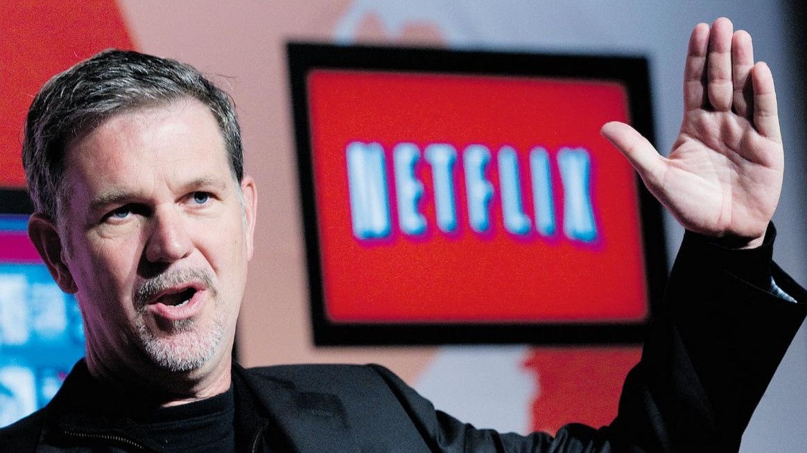 Here's why Netflix CEO and Founder Reed Hastings doesn't have an office