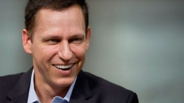 Peter Thiel to remain on Facebook board of directors