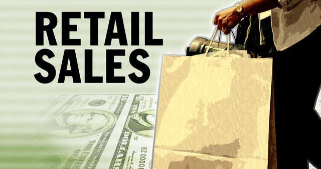 US retail sales were up more than expected in May