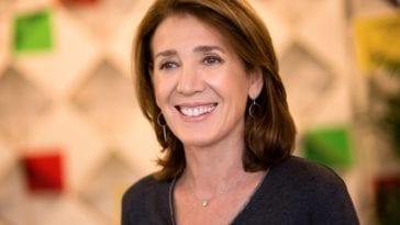 Ruth Porat Alphabets Lady CFO