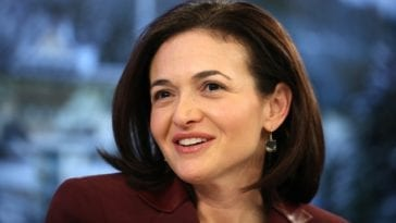 Sheryl Sandberg visiting with Republican lawmakers