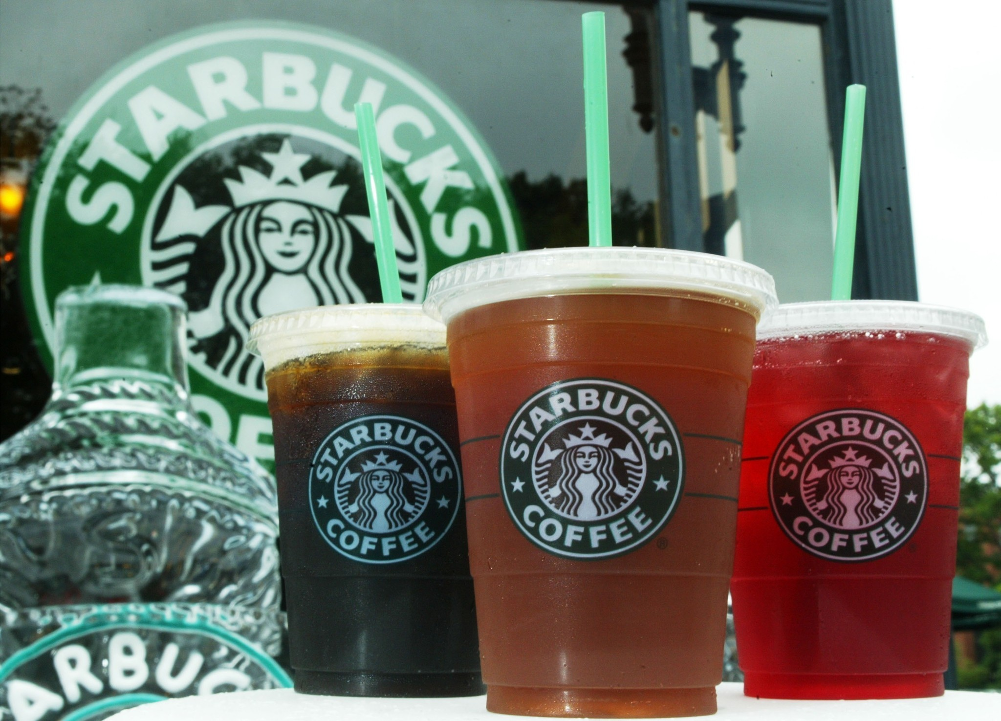 Starbucks and Anheuser-Busch are selling tea together