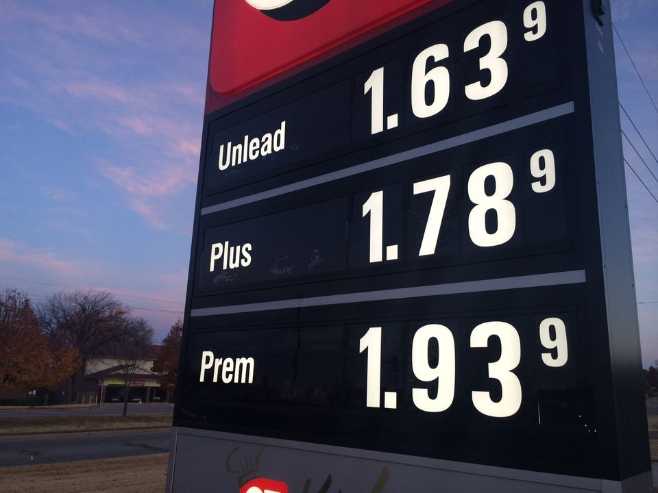 Summer gas is the cheapest it has been in 12 years