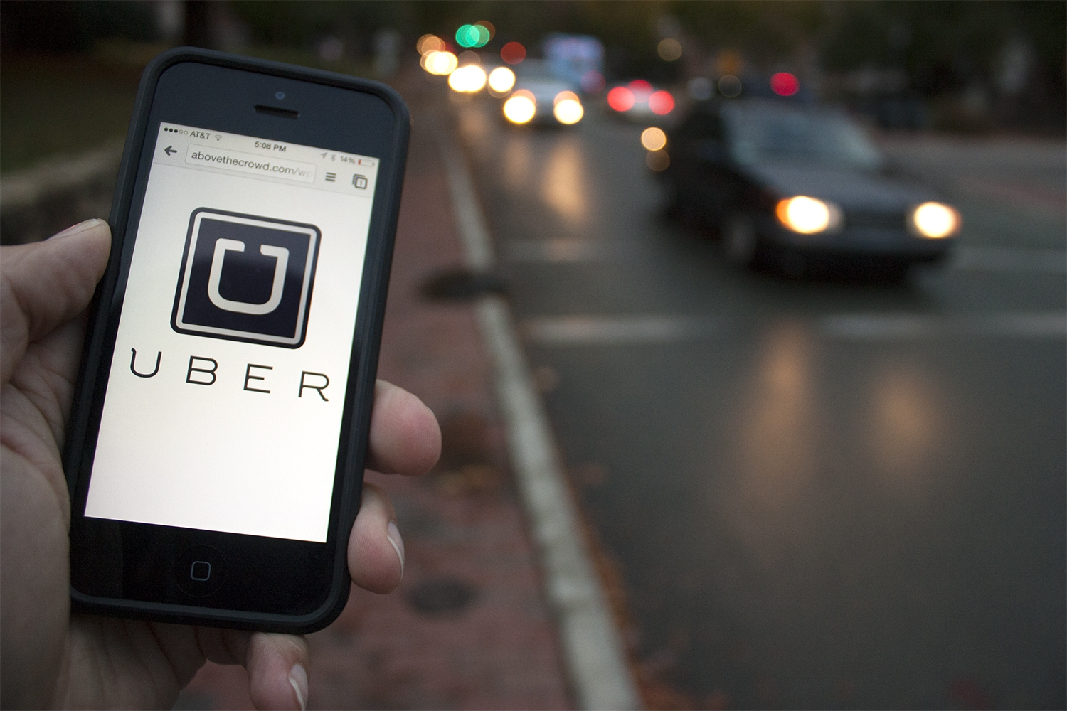 Uber makes changes to make drivers happy without raising fares