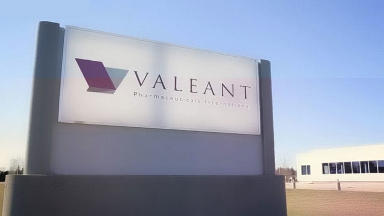 Valeant former CEO gets 9 million golden parachute