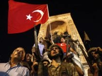 Turkey's Military Coup Has Failed